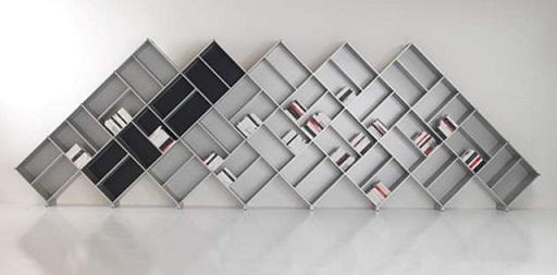 Mobili in alluminio. Alluminio e design