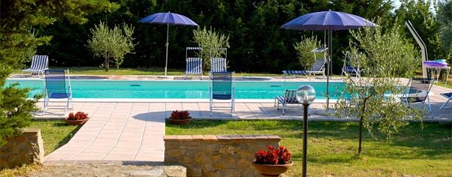 Realizzare una piscina in giardino