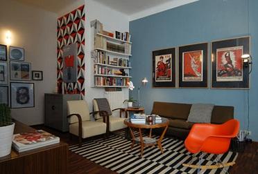 Vintage casa ristrutturare casa con il vintage - Mobili vintage milano ...