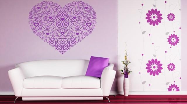 Adesivi murali sticker murali per pareti - Adesivi murali ikea ...