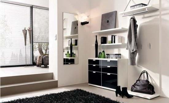 Arredamenti per ingressi corridoio e disimpegni - Ingressi casa arredamento ...