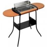 barbecue per cucinare all'aria aperta