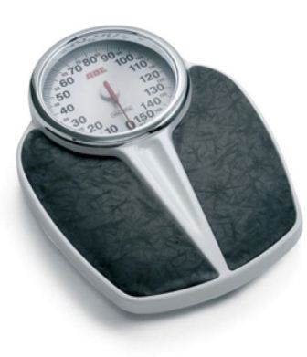 bilancia pesa persona