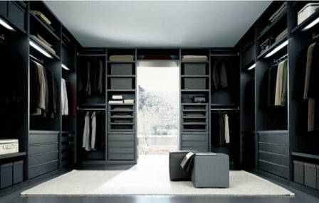 Cabine Armadio Enormi : La cabina armadio la stanza adibita ad armadio divisa configurare