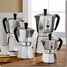Le caffettiere