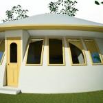 casa geodetica
