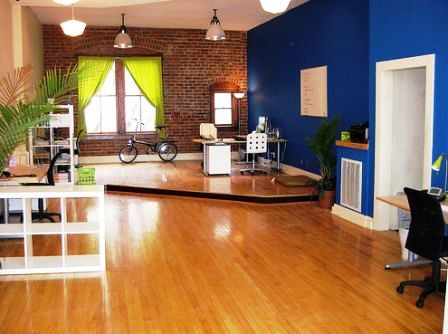 Colori muri quali colori per la casa for Pareti colorate particolari