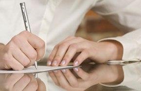 Come si scrive un testamento olografo