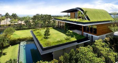 giardino riparare casa