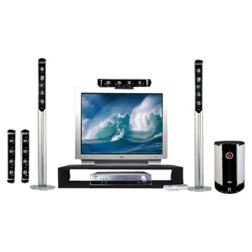 Home theatre audio