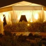 illuminazione naturale giardino