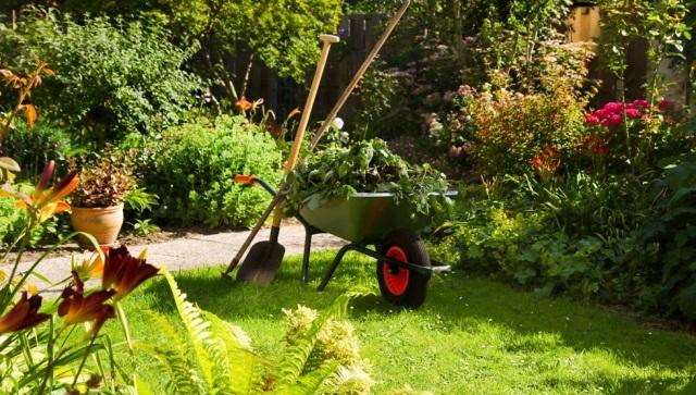 Giardinaggio in aprile i lavori nel giardino cosa fare - Lavori in giardino ...