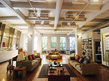 Il loft abitare alternativo for Piani di costruzione loft