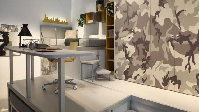 Soggiorno Con Angolo Studio : La pedana in casa rialzare porzione di pavimento con una