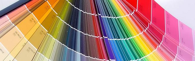 Pitturare le pareti: l'uso dei colori