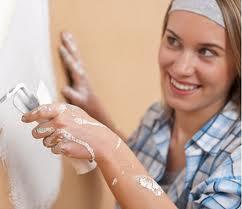 pitturare pareti glitter