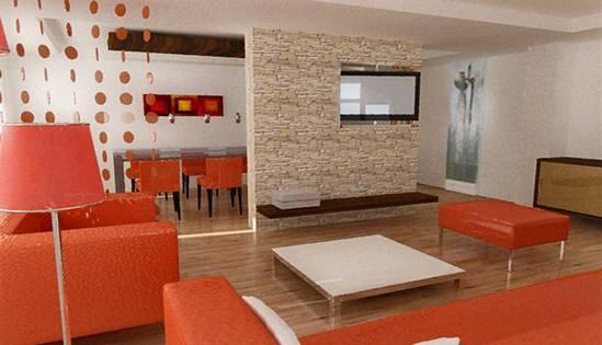 Ristrutturazione casa e riconfigurare struttura