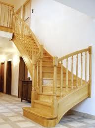 scale interne legno