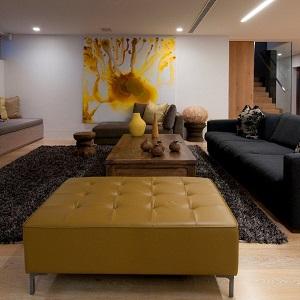 soggiorno Zona giorno in stile Feng shui