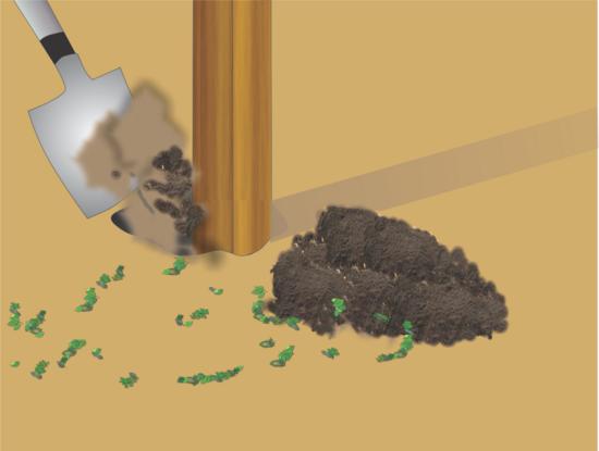 """Как построить деревянный забор (в рисунках) """" Грамотный косметический ремонт"""