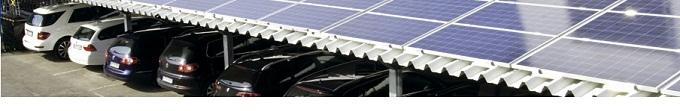 carport fotovoltaico