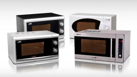 caratteristiche forno a microonde