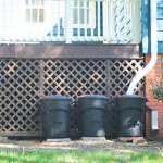riutilizzare acqua piovana