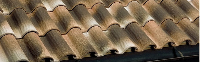 Tegole tetti in laterizio