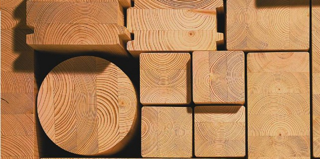 Scegliere i rivestimenti in legno.