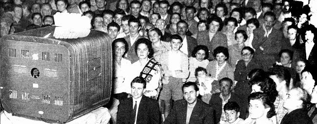 sorgenti televisore