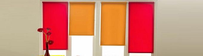 Tende a Rullo per interni: oscuranti e decorative