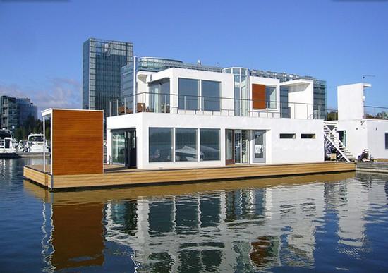 case galleggianti