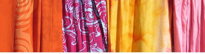 il colore delle tende