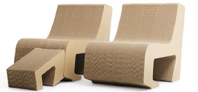 mobili cartone