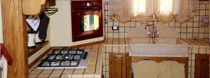 Piani cucine in ceramica