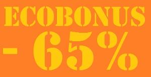 DETRAZIONE 65 ECOBONUS
