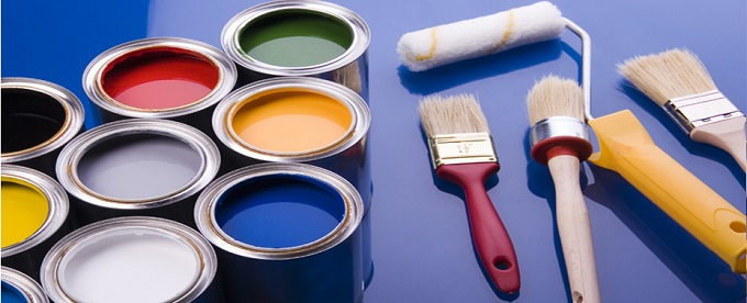 attrezzi pitturare casa