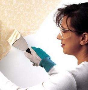 Togliere Carta Da Parati E Tinteggiare.Togliere La Carta Da Parati Guida Come Dipingere Casa