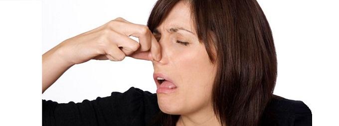 eliminare gli odori
