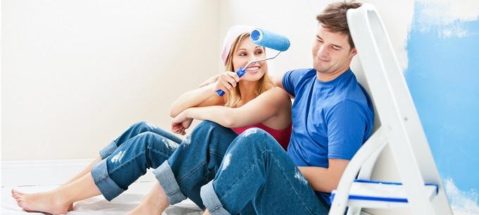 Imbiancare casa: come iniziare