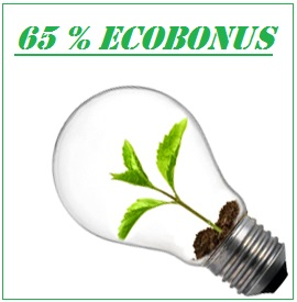 Bonus energetico Ecobonus 2013