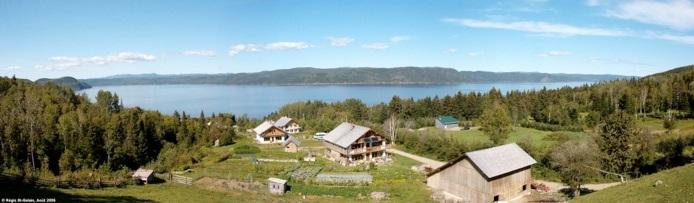GREB villaggio case di paglia