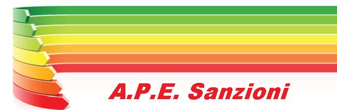 Ape, sanzioni per inosservanza normativa attestazione energetica
