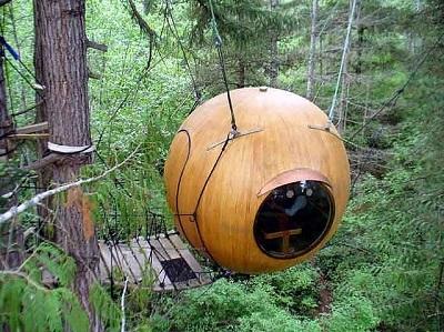 casa pazza alberi