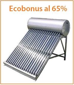 detrazione 65 ecobonus pannelli solari termici 2013