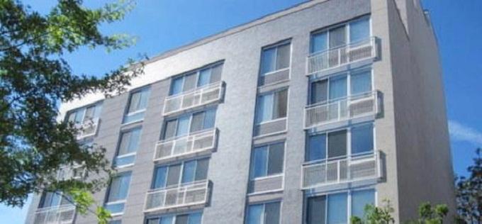 facciata e sottotetto condominiale