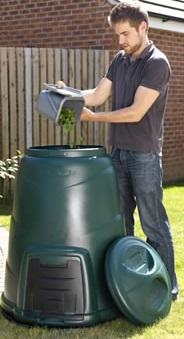 fare il compost a casa