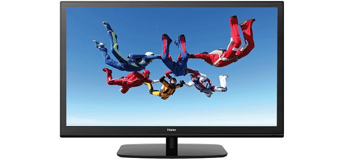 La TV intelligente di Haier