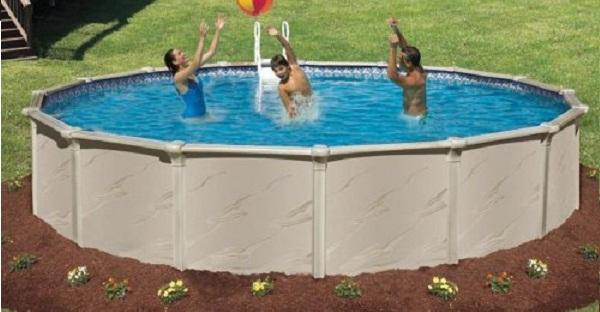 installare una piscina
