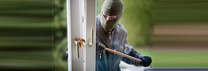 Estate e furti in casa